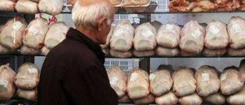 قیمت مرغ تا 11400تومان پرکشید